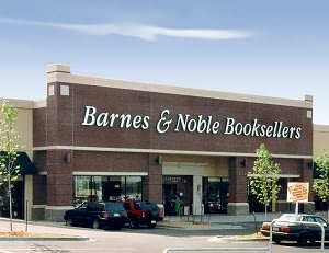 Barnes & Noble Book Store at Fayetteville AR