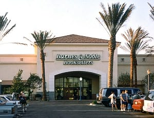 Barnes & Noble Book Store at Rancho Cucamonga