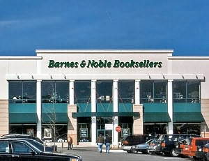 Barnes & Noble Book Store at Rockville Pike