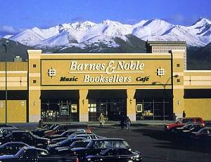 Barnes & Noble Book Store at Anchorage