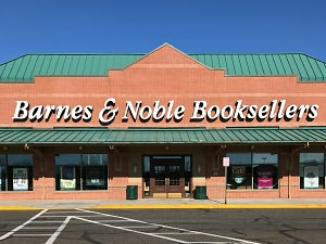 Barnes & Noble Book Store at Moorestown