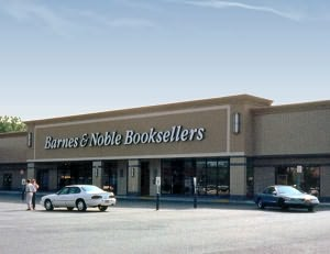 Barnes & Noble Book Store at Saugus