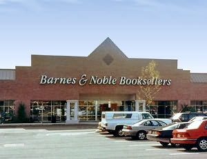 Barnes & Noble Book Store at Brick