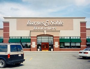 Barnes & Noble Book Store at Lafayette IN