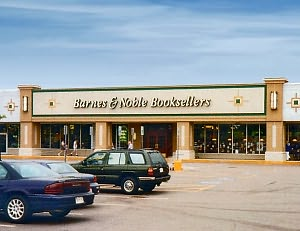 Barnes & Noble Book Store at MA/Bellingham