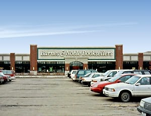 Barnes & Noble Book Store at Greece