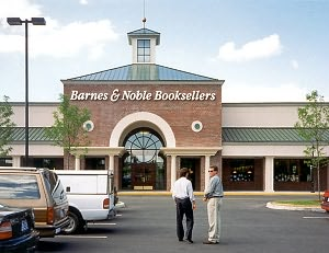 Barnes & Noble Book Store at Somerset Square