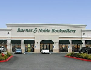 Barnes & Noble Book Store at Redding