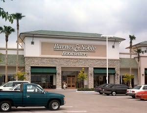 Barnes & Noble Book Store at Aliso Viejo
