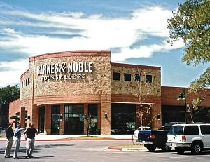 Barnes & Noble Book Store at The Homestead