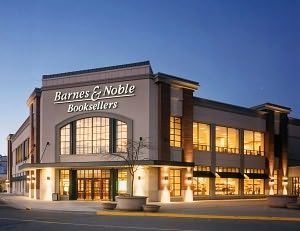 Barnes & Noble Book Store at Mayfair Mall