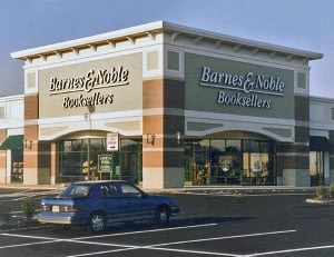 Barnes & Noble Book Store at Clark