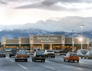Barnes & Noble Book Store at Spokane Valley