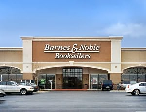 Barnes & Noble Book Store at Man-O-War