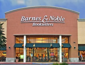Barnes & Noble Book Store at Orange