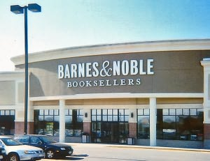 Barnes & Noble Book Store at Bay Shore