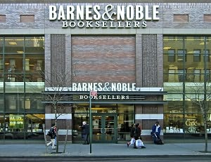 Barnes & Noble Book Store at Court Street