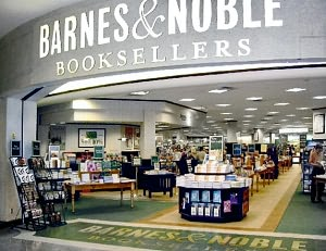 Barnes & Noble Book Store at Mall of America