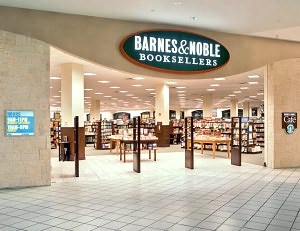 Barnes & Noble Book Store at North Park Mall