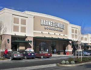 Barnes & Noble Book Store at Eugene