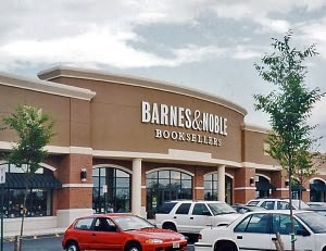 Barnes & Noble Book Store at Morris Plains