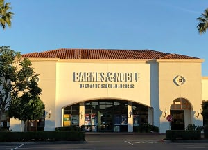 Barnes & Noble Book Store at Mira Mesa