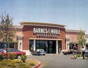 Barnes & Noble Book Store at Temecula